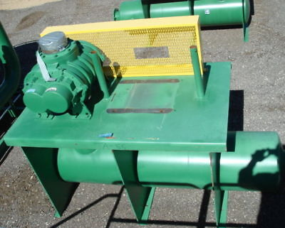Tuthill Vacuum Air Blower Pump Compressor 7018-21l2