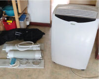 Danby portable air conditioner  12000 BTU