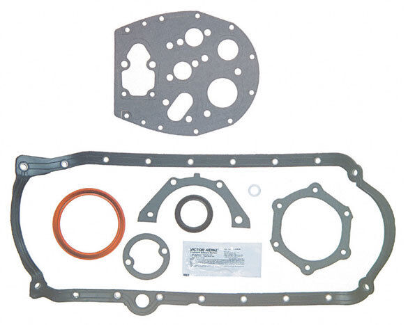 ALL STD Sizes MASTER Engine Rebuild Kit compatible with Mercruiser 228 5.0 LX Pistons+Cam Camshaft+Bearings+Gaskets ts 2PC