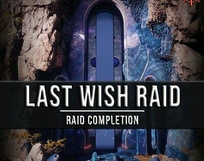 Last Wish Raid Destiny 2 GUARANTEED Completion + All Chests Xbox One