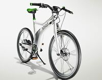 Smart ebike de mercedes benz