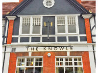 chef de partie - the knowle