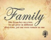 Your Family History Starts with You