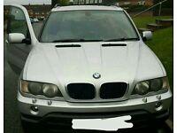 BMW X5 Auto Sport Diesel 53 Plate