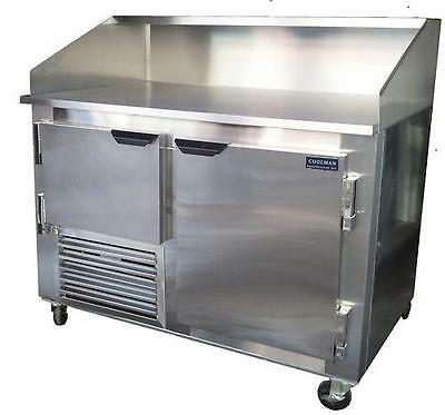 Coolman Commercial 1-12 Door Refrigerated Dough Retarder 60