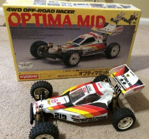 Kyosho Optima Shocks: Cars, Trucks & Motorcycles