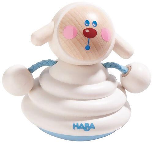 Mit diesen Fädelspielen aus Holz von HABA oder JAKO-O ziehen bereits die Kleinsten die Strippen