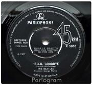 Beatles Hello Goodbye