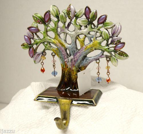 christmas tree stocking holder ebay