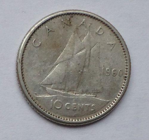 Canada 10 Cent Coin Ebay