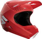 Shift Red Motocross Helmets