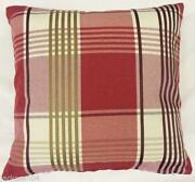 Tartan Cushion Covers