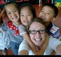 Teach at our flagship kindergarten in China