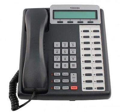 Toshiba Dkt3220-sd Charcoal Phone Refurbished