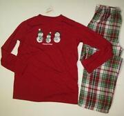 Boys Holiday Pajamas