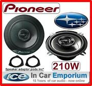 Subaru Impreza Speakers
