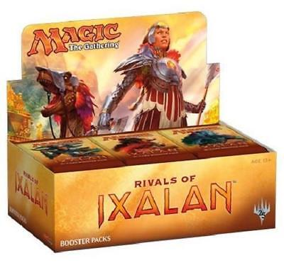 Купить MAGIC MTG RIVALS OF IXALAN BOOSTER BOX FACTORY SEALED CARD GAME
