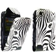Blackberry Curve 8520 Zebra Case