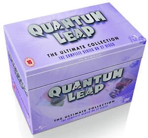 Quantum Leap: The Complete Series 1-5 (Box Set) [DVD]