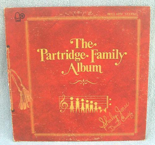 partridge family album music ebay