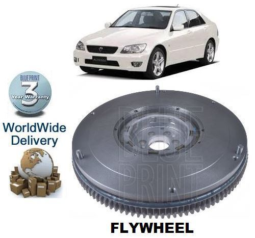 FOR LEXUS IS200 TOYOTA ALTEZZA 2.0 1998-2002 NEW FLYWHEEL WITH 3 YEARS WARRANTY