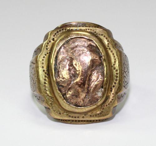 Vintage Military Ring Ebay