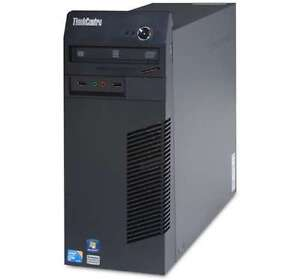 Lenovo 0806 Core2Quad 4GB DDR3 500GB HDD HDMI Desktop