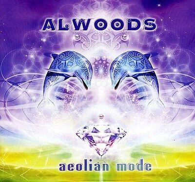 Alwoods   Aeolian Mode  New Cd  Uk   Import