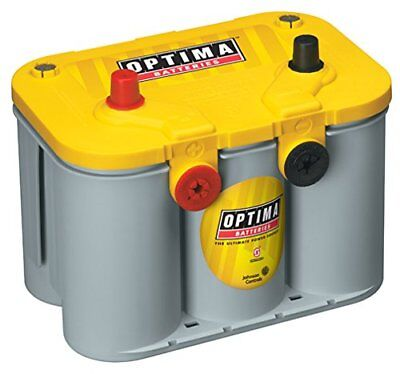 Optima Batteries 8014-045 D34/78 YellowTop Dual Purpose Battery 12-Volt 750 Amps
