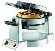 Double Waffle Iron