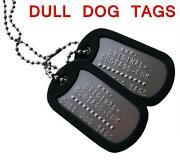 Dog Tag Chain