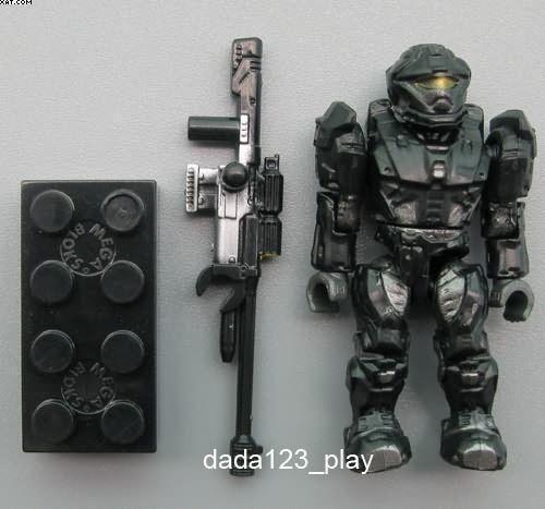 Lego Halo Toys : Halo mega bloks figures ebay