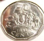 Swaziland Coin