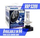Philips H4 (9003) Bulb LED Headlights