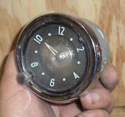 1954 Chevy Clock