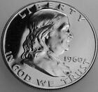 1960 Proof Franklin Half