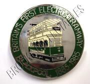 Tramway Badge