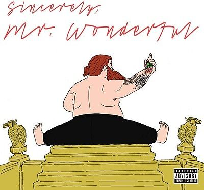 Action Bronson   Mr Wonderful  New Vinyl  Explicit  Bonus Cd