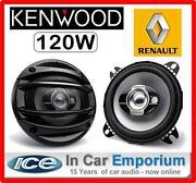Clio Rear Speakers