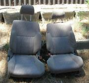 4Runner Seats