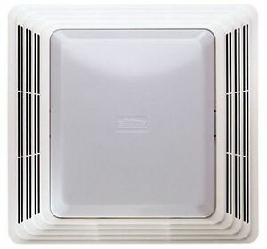 50 Cfm Broan Ventilation Fan Light Combo Bathroom Exhaust Celing Vent Home Quiet