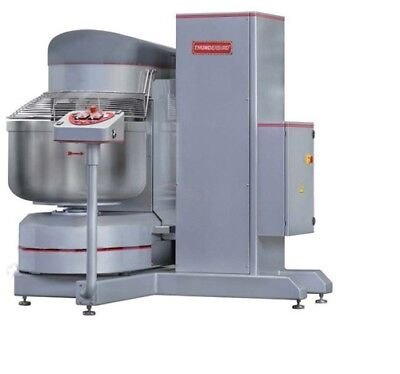 Brand New Thunderbird 280 Qt Quart Self-emptying Spiral Dough Mixer Asp-160l