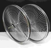 Lowrider Bike Wheels Ebay