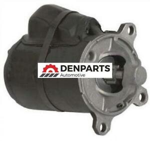 Starter OMC 2.3L Ford Engines 1987 1988 1989 1990, Ford Various, Crusader Various