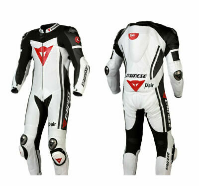 MOTOGP DAINESE MOTORBIKE LEATHER SUIT MOTORCYCLE LEATHER SUIT 1&2PC BIKERS SUIT