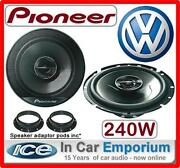 VW T5 Speakers