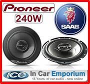 Saab 9-3 Door Speakers