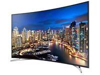 "Samsung 55"" smart 4k ultraHD LED Tv Apps wi-fi Warranty Free Delivery"