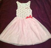 Girls Party Dress Age 6-7