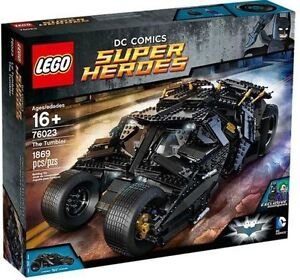 Lego Batman Tumbler - Collector's Edition - Sealed & Brand new!